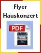 Flyer Hauskonzert