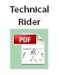 Techn.Rider - Bühnenanweisung